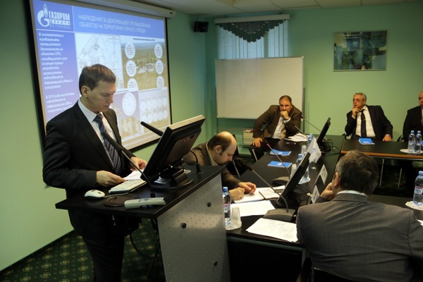 Совещание главных маркшейдеров вООО«Газпром ВНИИГАЗ»