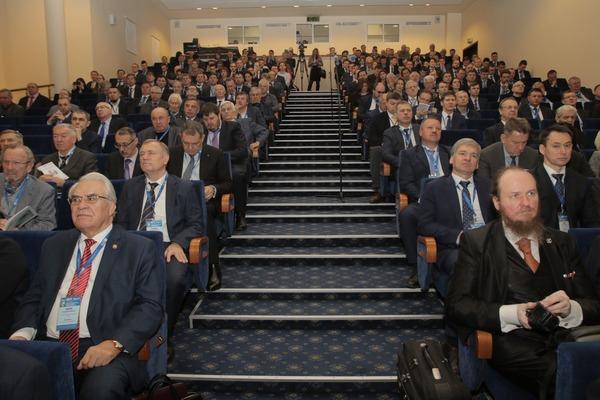 Напленарном заседании конференции