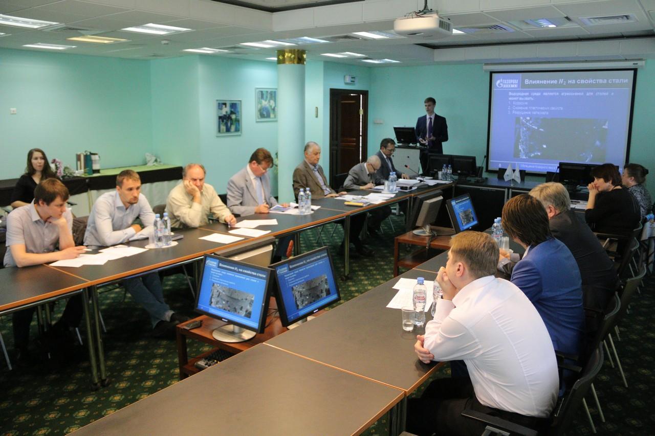 В ООО Газпром ВНИИГАЗ состоялась защита магистерских диссертаций  Защита магистерской диссертации